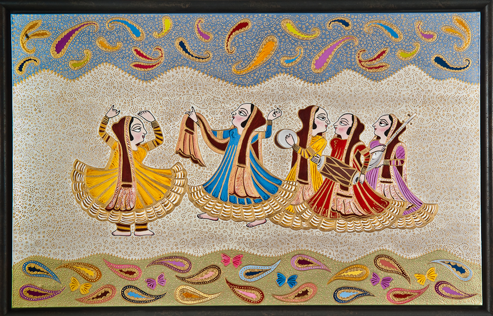 Dance of the Raginis - Nand Kalyan